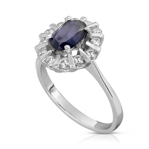 Neat Diana Style Ring