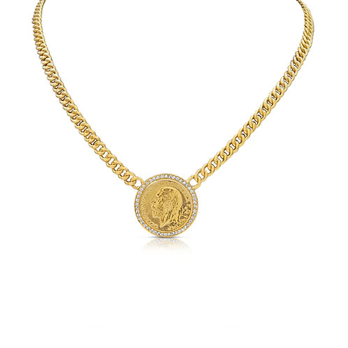 Classic Traditional English Lera Necklace
