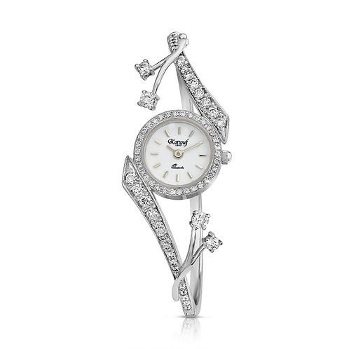 Diamond Drops elegant Kattouf Jewellery Watch