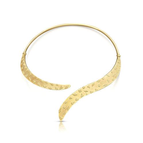 14KT Modern Design Bridal Necklace