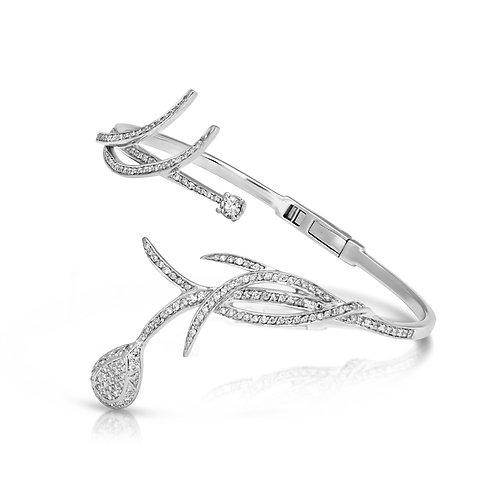 Diamond Bridal Branches Bracelet