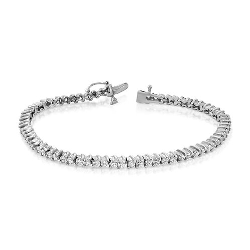 Tennis Diamond Soft Bracelet