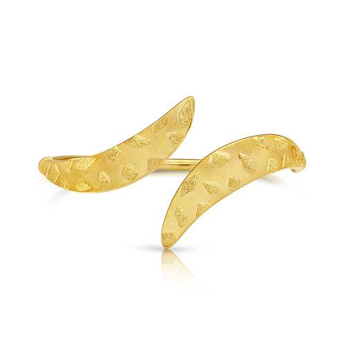 14KT Modern Design Bridal Bracelet