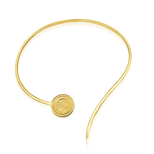 Elegant & Soft Traditional Lera Necklace