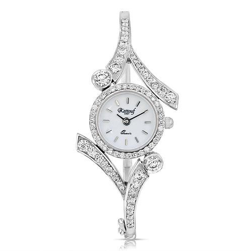Special Edition Kattouf Diamond Watch