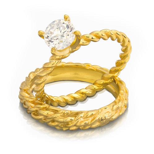 Oriental Rope Engagement Couple Set