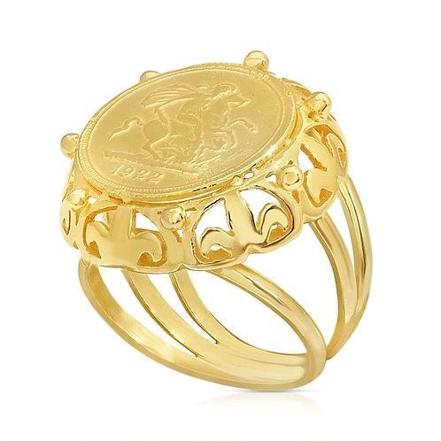 Traditional 0.25 Lera 21K Ring