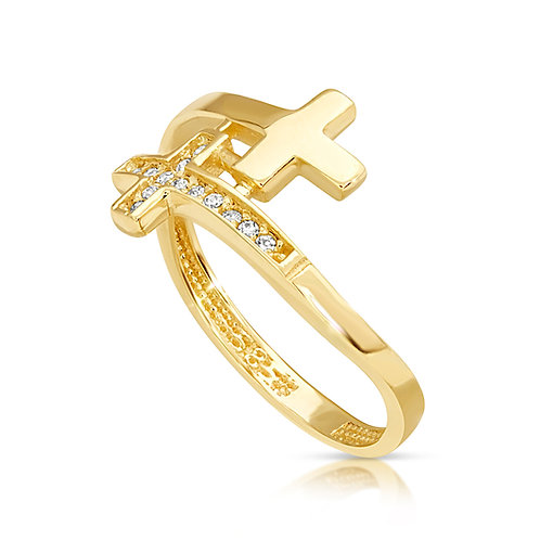 Dual Cross Ring With CZ