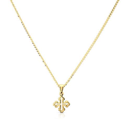 Elegant Cross Pendant