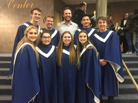 2019 All-Conference Choir