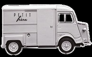Zurich food truck