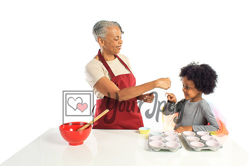 Cooking with grandma 2