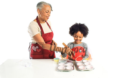 Cooking with grandma 1