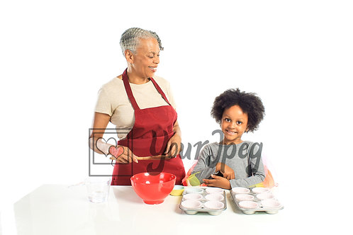 Cooking with grandma 3