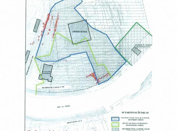 fryshman hecht report p. 8 exhibit c map