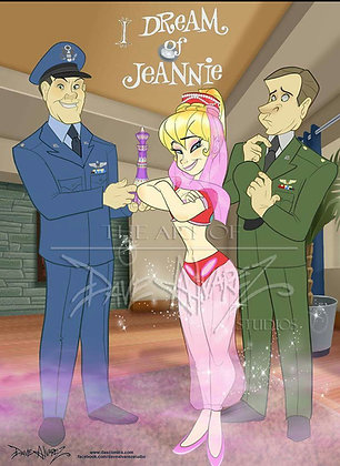 I dream of Jeannie 2