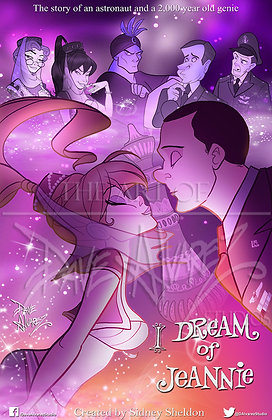 50th Anniversary Dream of Jeannie