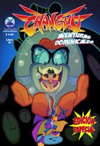 CHANGUY COMICS STRIP (SPANISH)