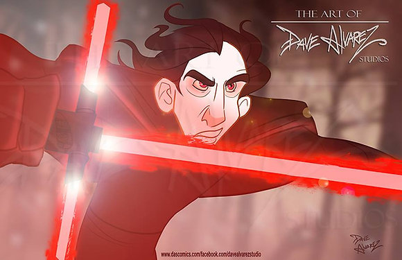 Star Wars Episode VII Kylo
