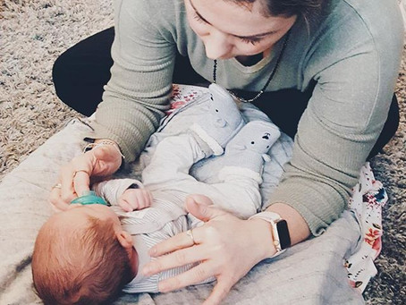 The connection of colic, reflux and feeding issues