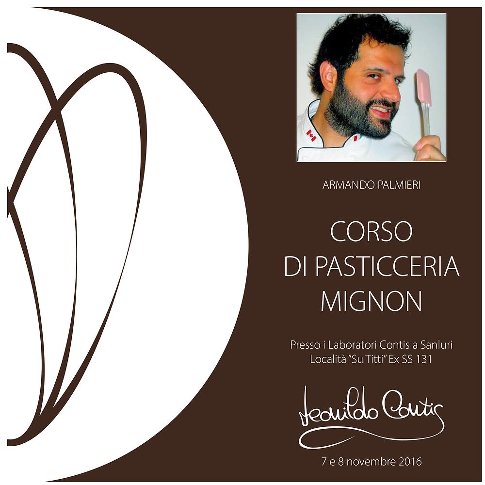 Corso Pasticceria con Armando Palmieri