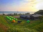 海から昇る朝日_一日の始まりを知らせてくれます^_^__#猫崎半島 #猫崎 #竹