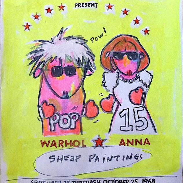 ANNA WARHOL