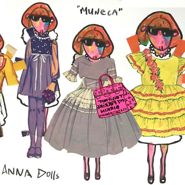 ANNA DOLLS