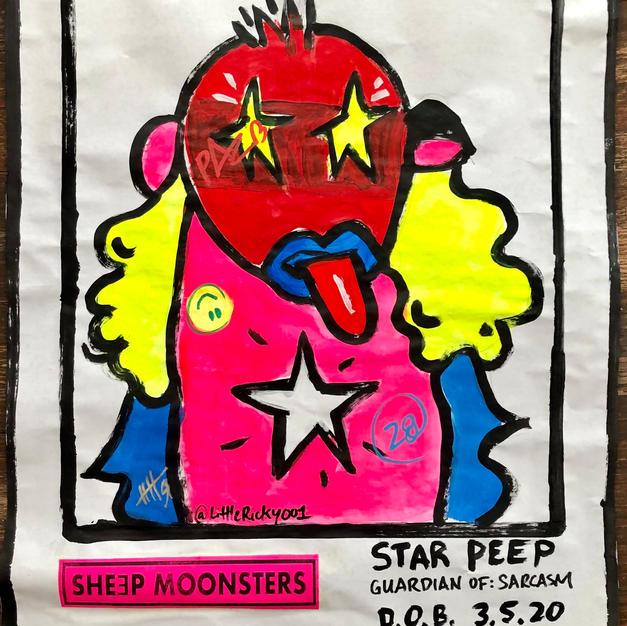 STAR PEEP