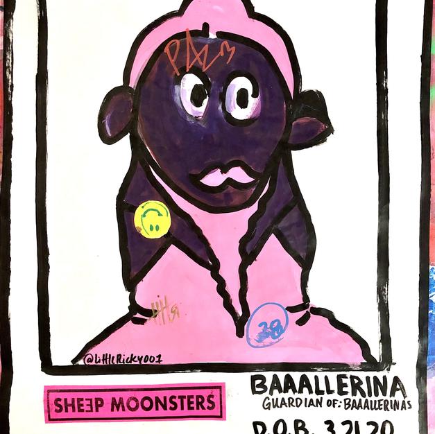 BAAALLERINA