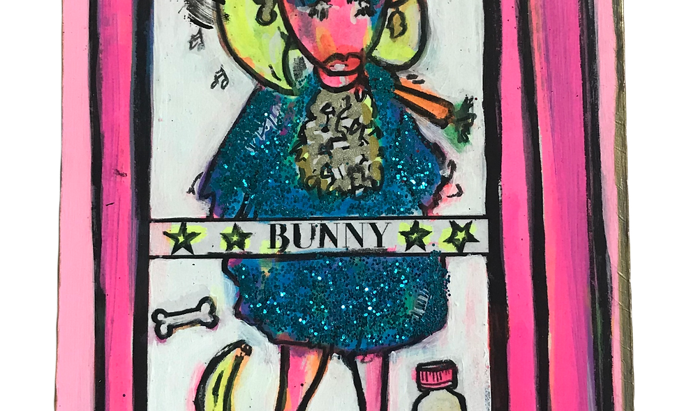 BUNNY BARBIE