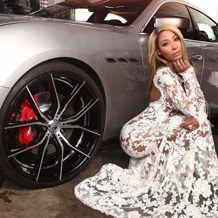 "Hazel E of ""Love & Hip Hop Hollywood"