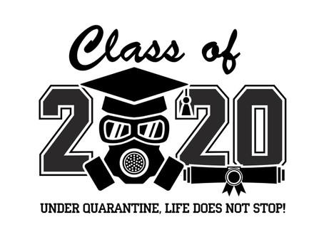 NCA Graduation 2020, Friday June 19th at 6PM!