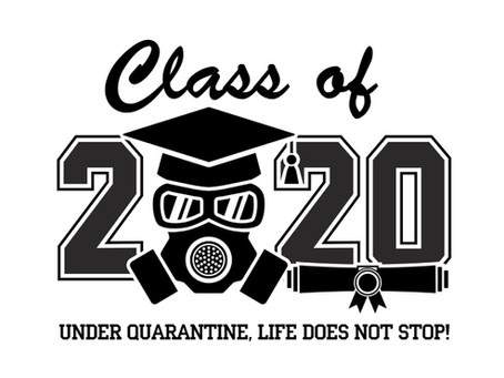 NCA Graduation 2020, Friday June 19th at 6PM!