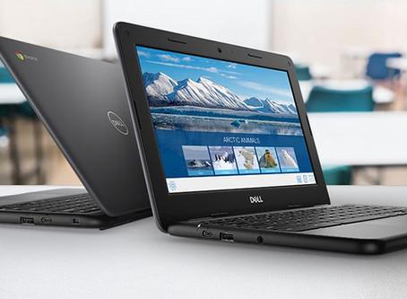 Student Chromebook Laptops Ordered!