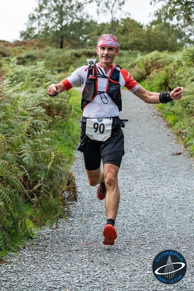 Euan Ross, Personal Trainer, ultra runne