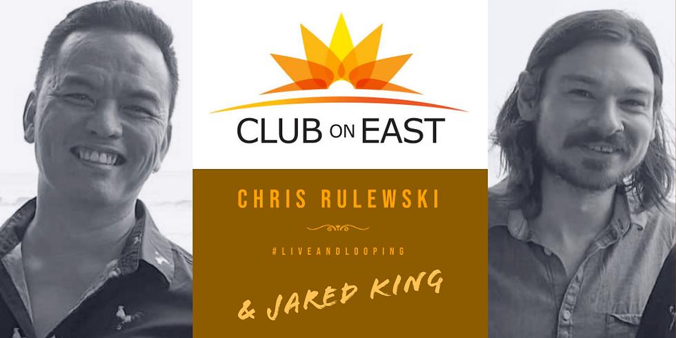 Chris & Jared at Club on East