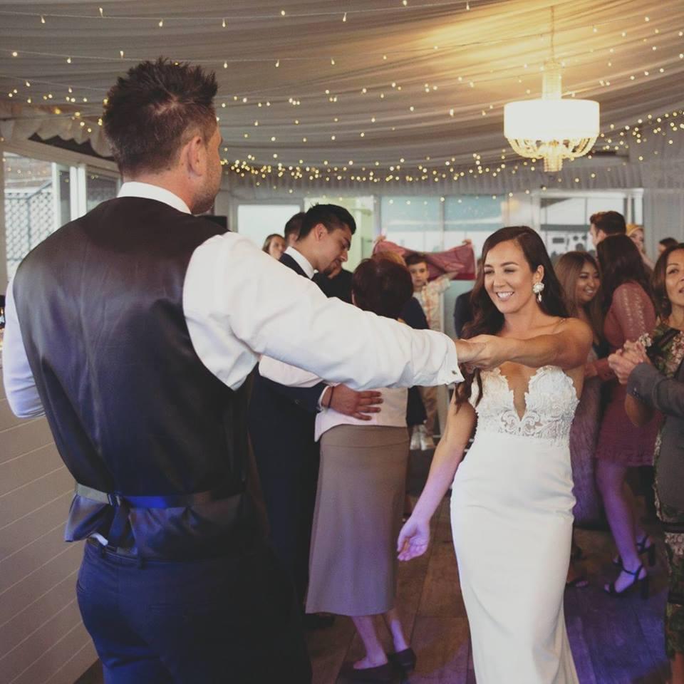 Jessie & Rob's wedding