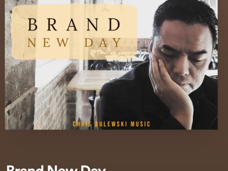 It's a Brand New Day!