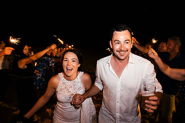 We were so happy to have Chris play with his 3 piece for our wedding!   The guys kicked off music at 7 and everyone was commenting how great it was. We got to choose what songs they were playing from a pretty massive list they had. There were songs over several decades and genres which was perfect. They even learnt a few for us too!   They kept the crowd of 140 guests entertained all night and they were extremely accommodating with speeches and announcements. Chris came with all his equipment, light show included.  They were setup and ready to go with plenty of time.   Chris made us feel at ease with regular communication to see if there was anything he could do in the lead up to the wedding.   He plays plenty of gigs around Sydney and the South Coast so do yourself and go check this legend out