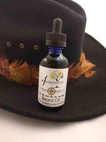 Compass Beard Oil