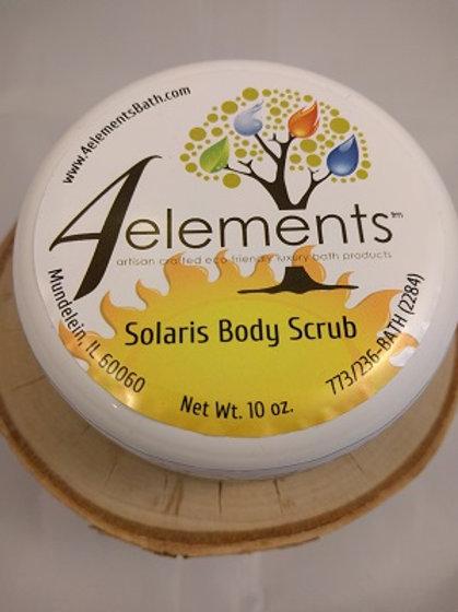 Solaris Body Scrub