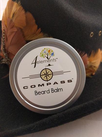 Compass Beard Balm