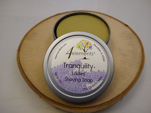 Tranquility Ladies Shaving Soap