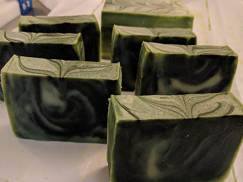 EnlightenMint Cocoa Butter Soap