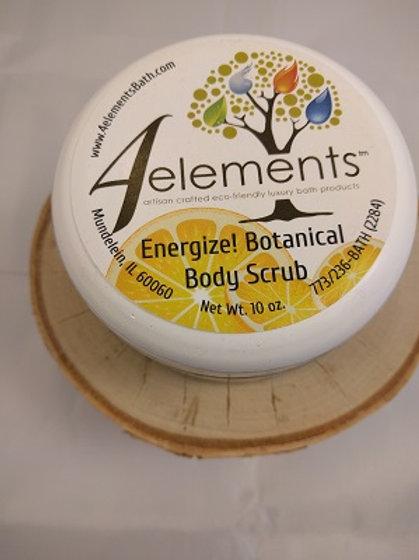 Energize! Botanical Body Scrub
