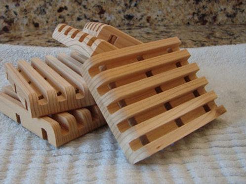 Red Cedar Soap Deck