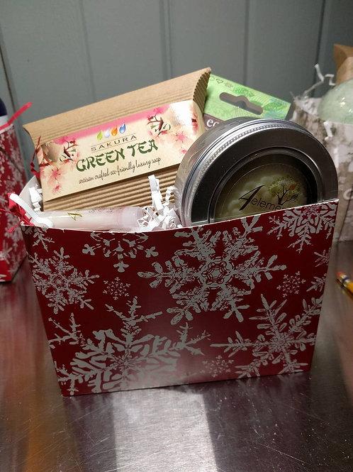 Sakura Holiday Gift Box