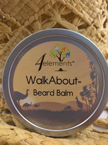 WalkAbout Beard Balm