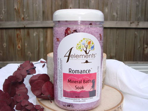 Romance Mineral Bath Soak